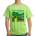 Jambo Food Distribution Green T-Shirt