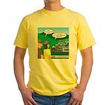 Jambo Food Distribution Yellow T-Shirt
