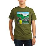 Jambo Food Distributi Organic Men's T-Shirt (dark)