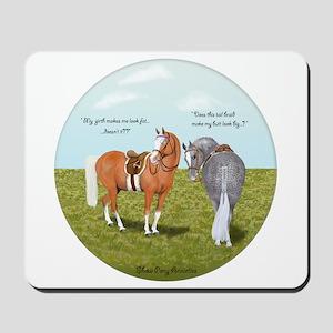 Show Pony Anxieties Mousepad