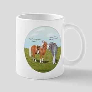 Show Pony Anxieties Mug