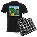 Jambo Food Distribution Men's Dark Pajamas