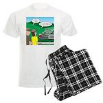 Jambo Food Distribution Men's Light Pajamas
