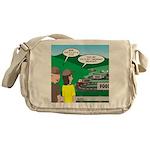 Jambo Food Distribution Messenger Bag