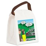 Jambo Food Distribution Canvas Lunch Bag