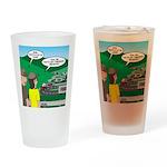 Jambo Food Distribution Drinking Glass