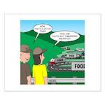 Jambo Food Distribution Small Poster