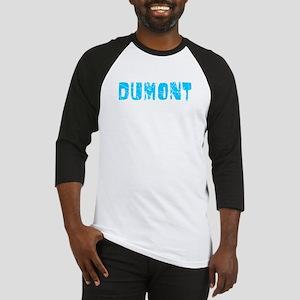 Dumont Faded (Blue) Baseball Jersey