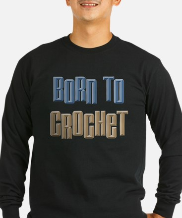 Born to Crochet Crafts T