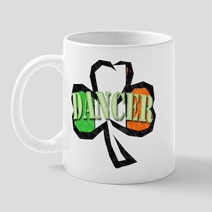 Shamrock Dancer Mug