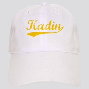 Vintage Kadin (Orange) Cap