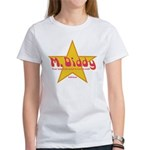 M Diddy Gold Star Women's T-Shirt