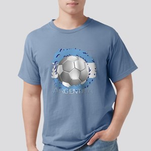 Soccer Dragon Argentina T-Shirt