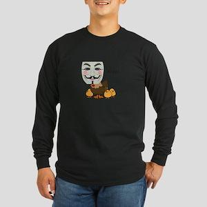 Mr Robot Chicken Long Sleeve T-Shirt
