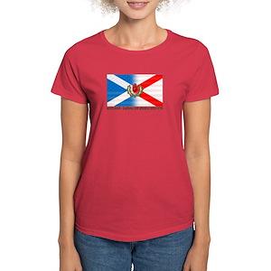 c632e63f Scottish Irish Flag Women's Clothing - CafePress