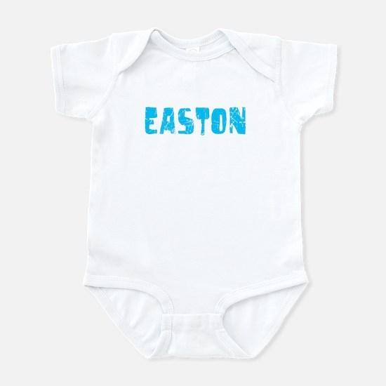 Easton Faded (Blue) Infant Bodysuit
