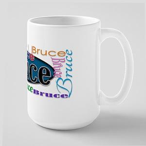 Bruce Mugs