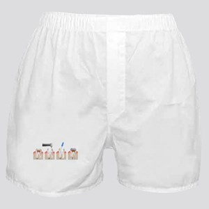 Root Canal Boxer Shorts
