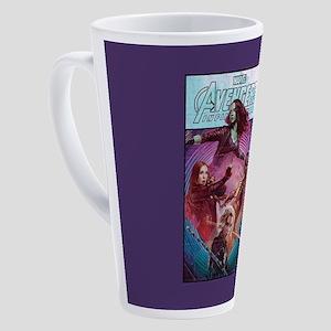 Avengers Infinity War Women 17 oz Latte Mug