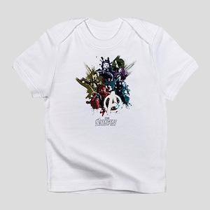 Avengers Infinity War Splatter Infant T-Shirt