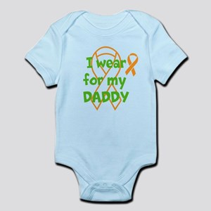 orange for daddy Body Suit