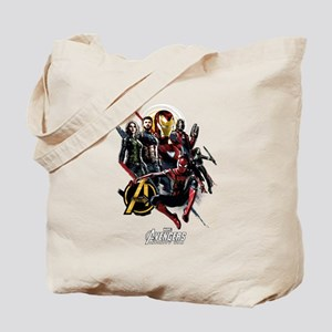 Avengers Infinity War Fight Tote Bag