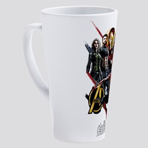 Avengers Infinity War Fight 17 oz Latte Mug