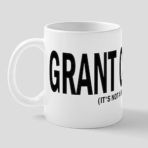Grant College Mug