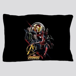 Avengers Infinity War Fight Pillow Case
