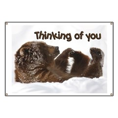 Thinking Of You Banner