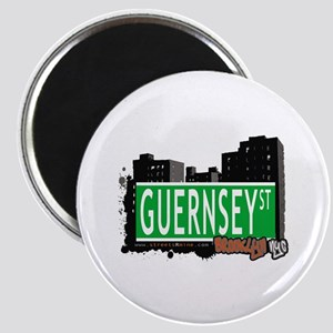 GUERNSEY ST, BROOKLYN, NYC Magnet