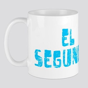 El Segundo Faded (Blue) Mug