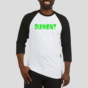 Dumont Faded (Green) Baseball Jersey