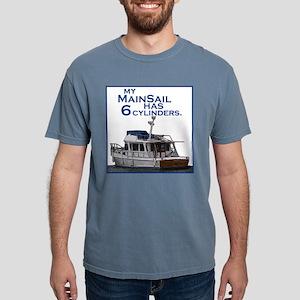6 cylinder diesel power T-shirt, up fron T-Shirt