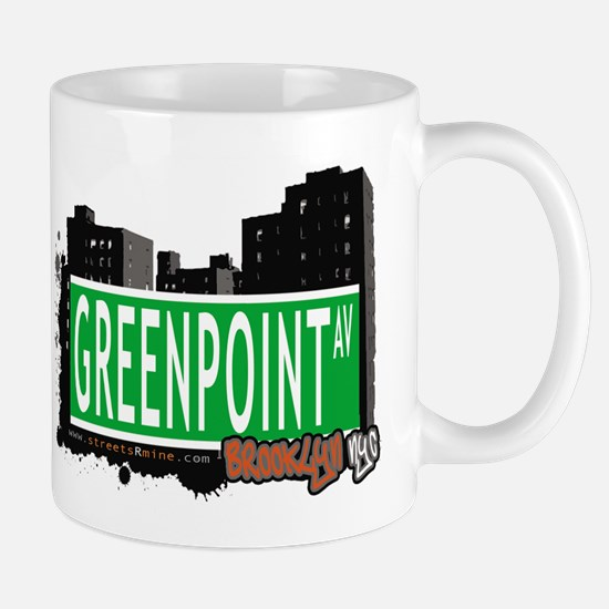 GREENPOINT AV, BROOKLYN, NYC Mug