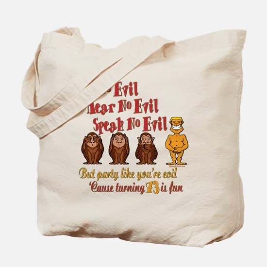 Party 73rd Tote Bag