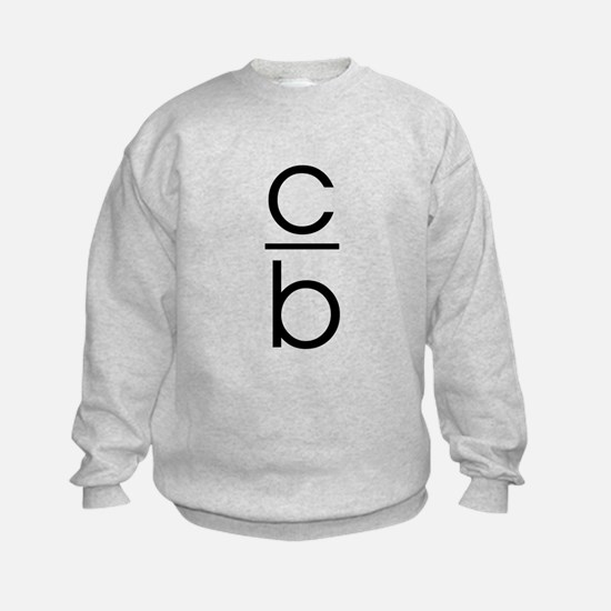 """C Over B"" Sweatshirt"