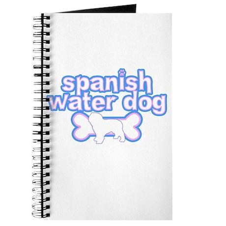 Powderpuff Spanish Water Dog Journal