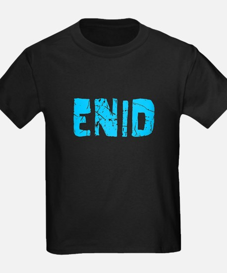 Enid Faded (Blue) T