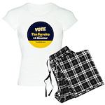 Tim 2018 - Vote - Circle Pajamas