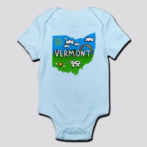 Vermont Baby Clothes Accessories Cafepress