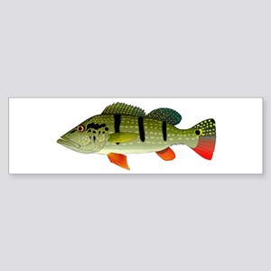 Speckled Pavon Bumper Sticker