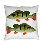 Speckled Pavon Everyday Pillow