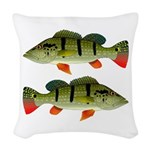 Speckled Pavon Woven Throw Pillow