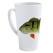 Speckled Pavon 17 oz Latte Mug