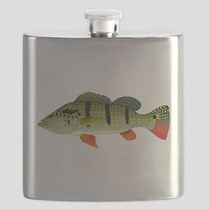 Speckled Pavon Flask