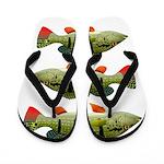 Speckled Pavon Flip Flops