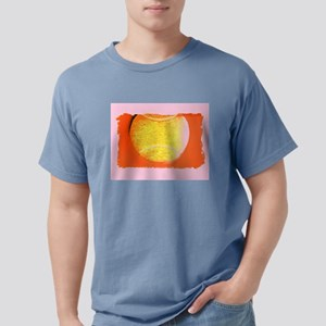 Tennis Ball Orange Pink Debby's Fave T-Shirt