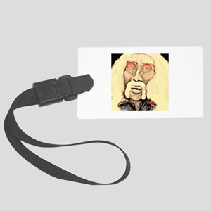 MR. STRAWBERRY FIELDS Large Luggage Tag