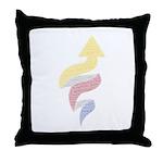 Tim 2018 - Timnado Words Throw Pillow